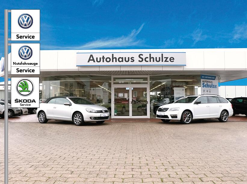 autohaus schulze gruppe koda und volkswagen service